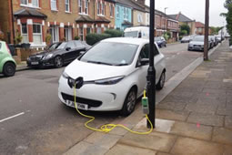 Wandsworth Has Most Electric Vehicle Charging Points