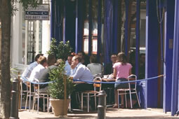 Licensing Fees for Al Fresco Dining to Be Waived This Summer