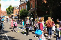 School Streets Programme Extended Across the Borough