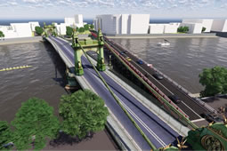 Task Force to Consider Temporary Road Traffic Bridge