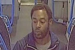 CCTV Still Issued After Incident on Train Between Wimbledon and Tooting
