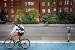 Work Begins on Wandsworth Cycle Route Upgrade
