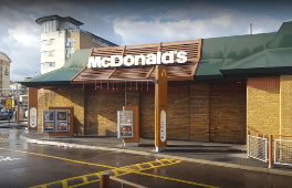 Mcdonalds Reopens Marl Road Drive-Thru