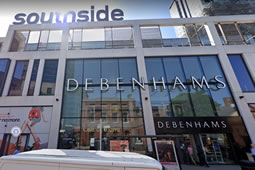 Southside Debenhams To Be Converted Into Amusement Centre
