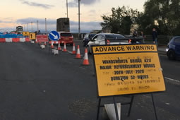 First Phase of Wandsworth Bridge Repair Works Complete