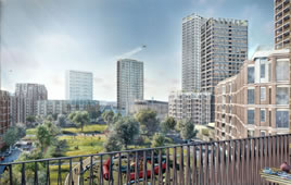 Massive Battersea Housing Development Approved